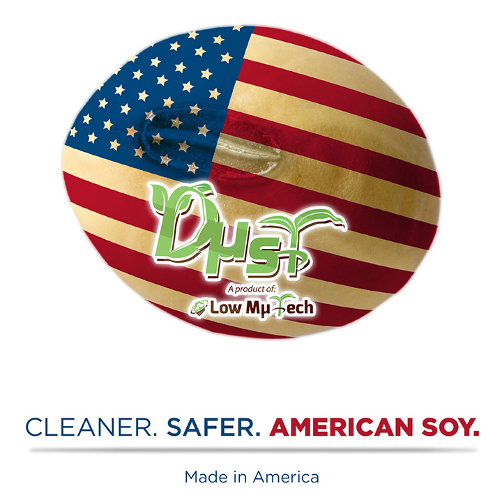 Cleaner Safer American Soy